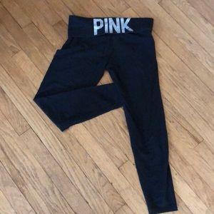 Pants - VS Pink Yoga Leggings